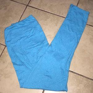 Sky blue leggings